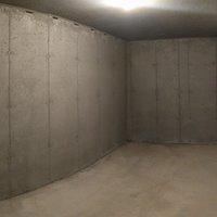 8x4 Basement self storage unit