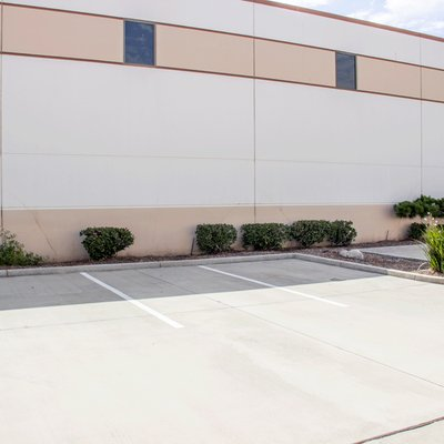 15x9 Parking Lot self storage unit