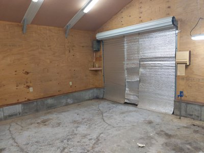 28x18 Garage self storage unit