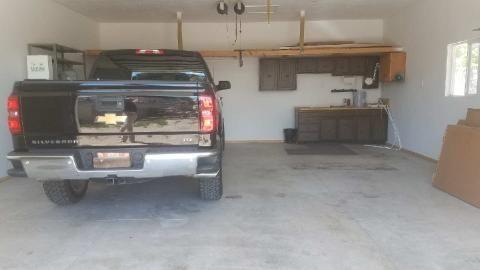 26x24 Garage self storage unit