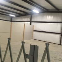 30x30 Warehouse self storage unit
