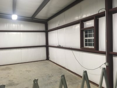 30x30 Warehouse self storage unit