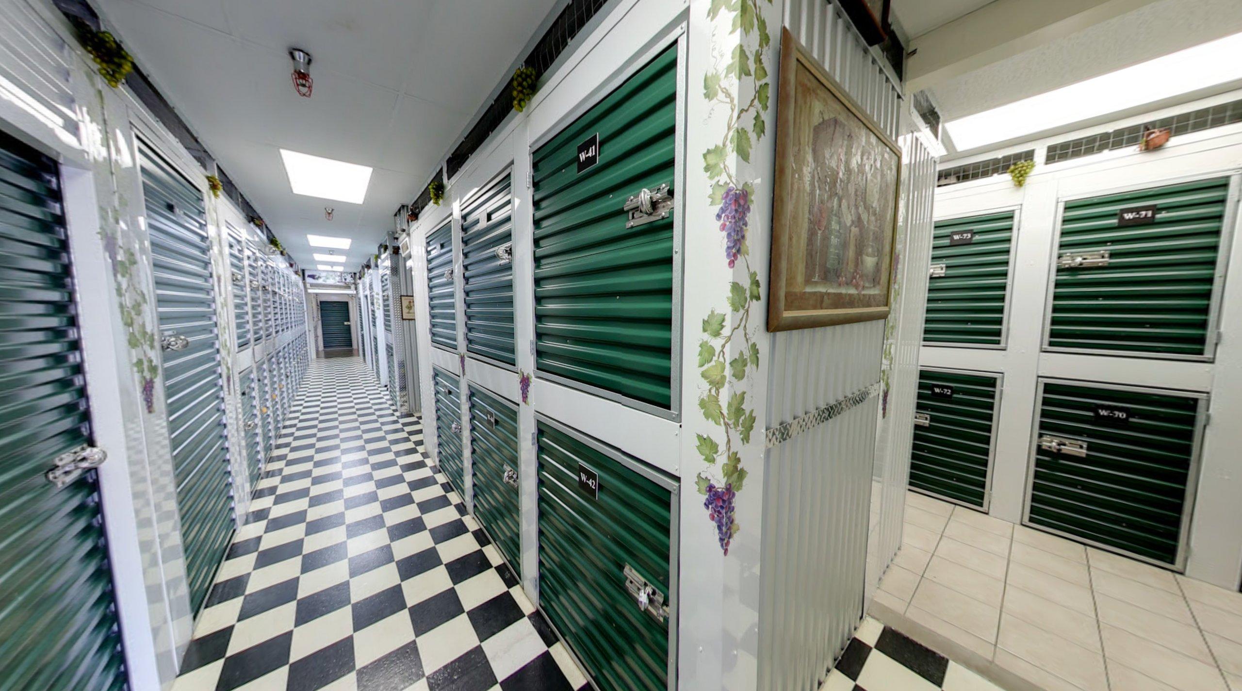 2x3 Self Storage Unit self storage unit