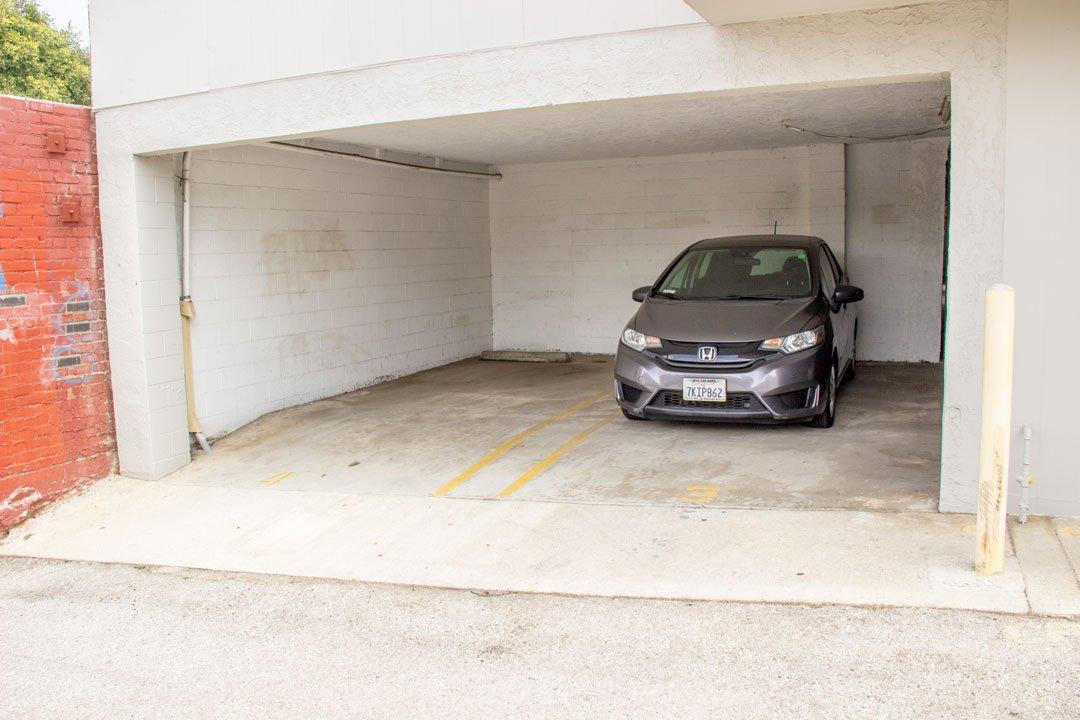 10x8 Carport self storage unit