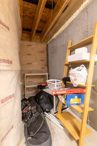 7x4 Basement self storage unit