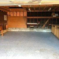 19x19 Garage self storage unit