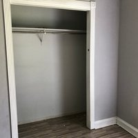 7x5 Bedroom self storage unit