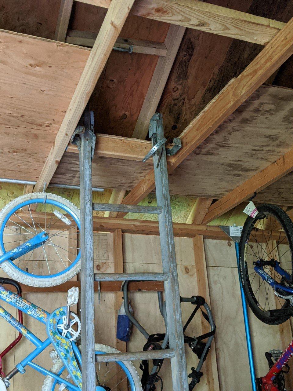 16x4 Garage self storage unit