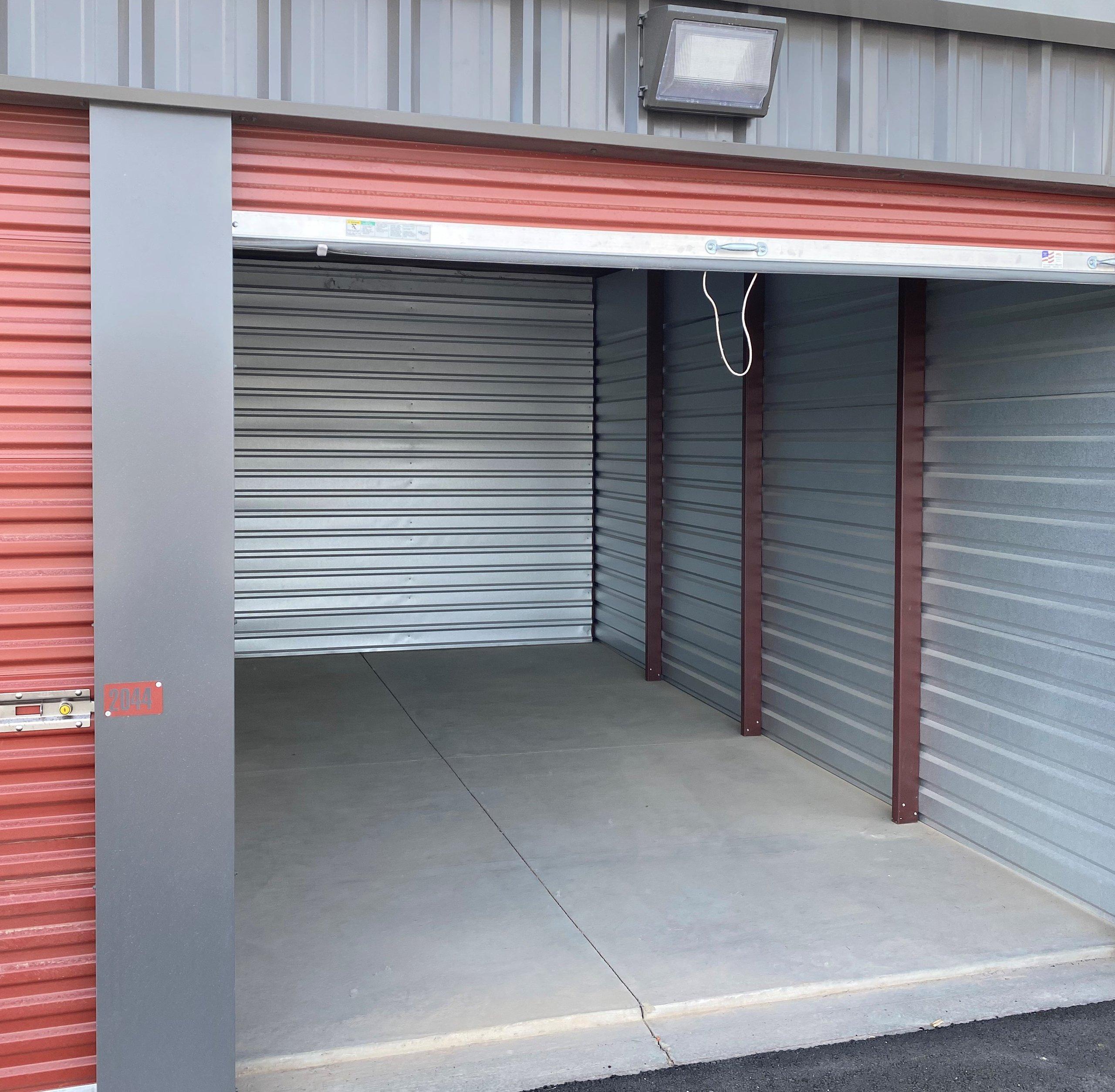 20x11 Self Storage Unit self storage unit
