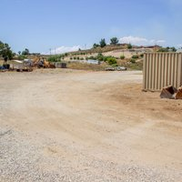 40x15 Unpaved Lot self storage unit
