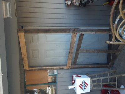 26x13 Garage self storage unit