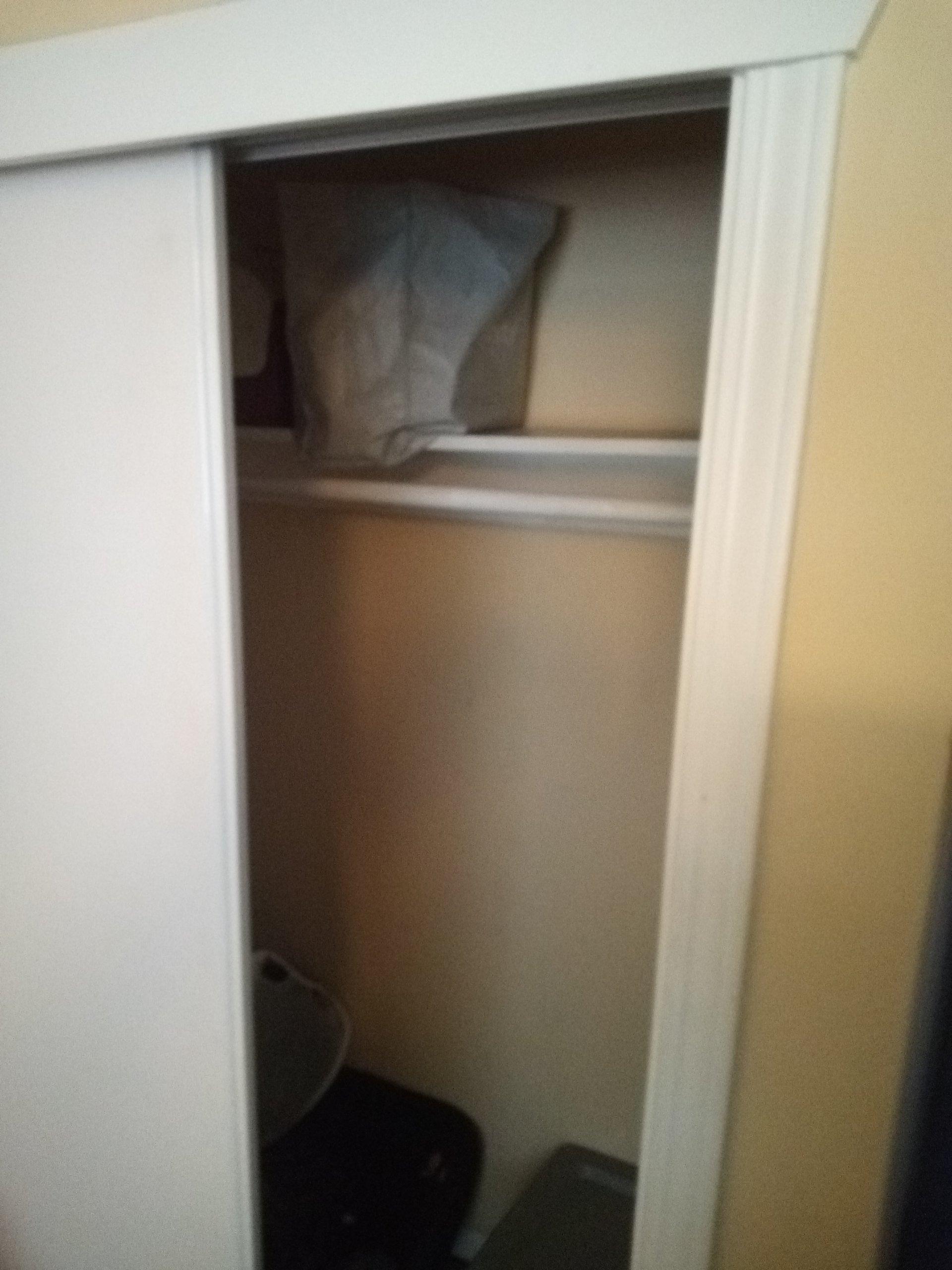 6x4 Closet self storage unit