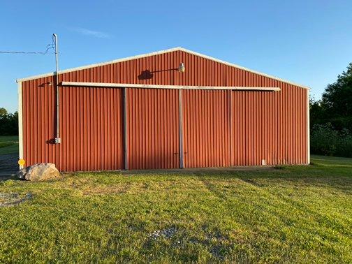 60x60 Warehouse self storage unit
