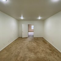 18x12 Bedroom self storage unit