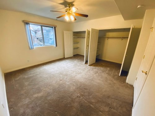 14x17 Bedroom self storage unit