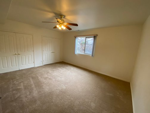 14x19 Bedroom self storage unit