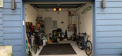 11x6 Garage self storage unit