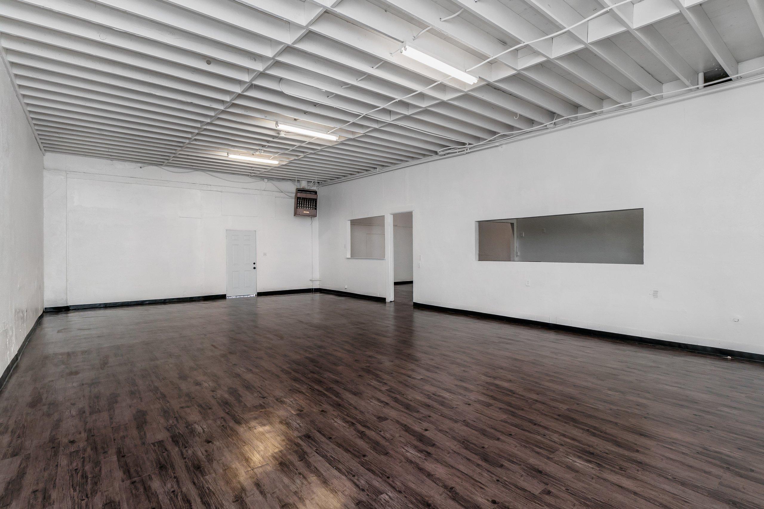 50x40 Warehouse self storage unit