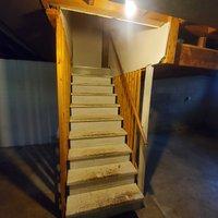 21x12 Basement self storage unit