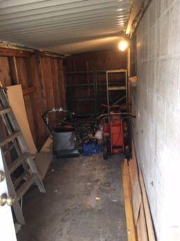 22x6 Other self storage unit