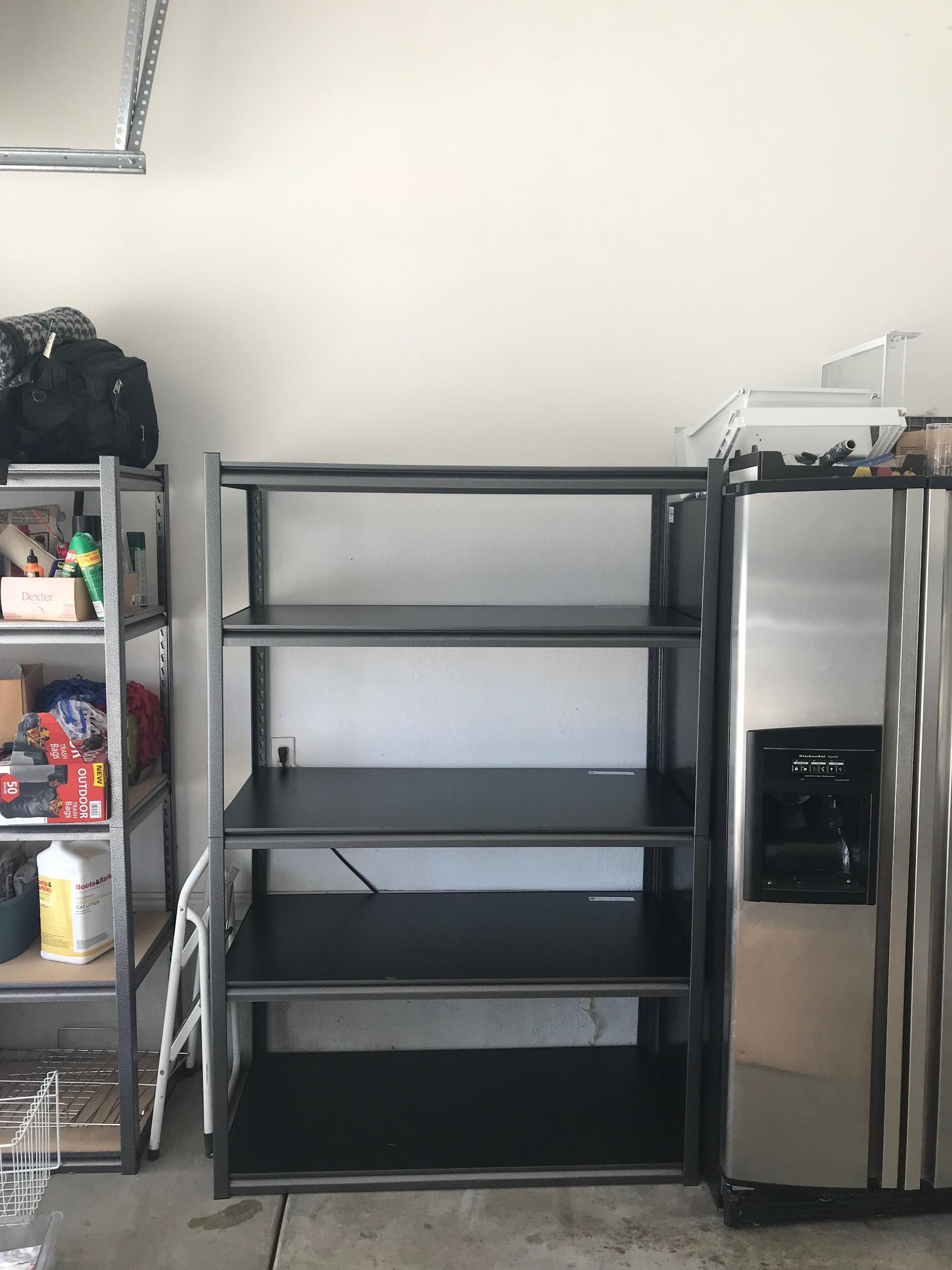 5x8 Garage self storage unit