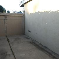 12x8 Unpaved Lot self storage unit