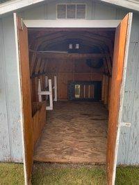 11x8 Shed self storage unit