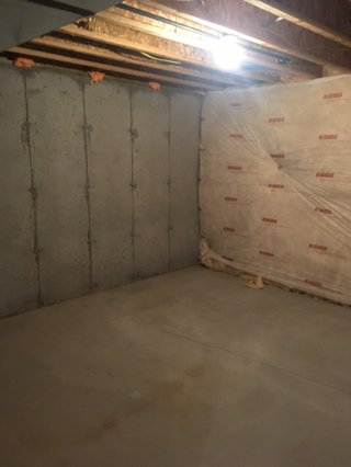 23x13 Basement self storage unit