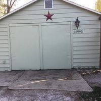 20x42 Garage self storage unit