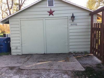 20x42 Garage self storage unit