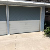 20x10 Garage self storage unit
