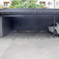 20x7 Carport self storage unit