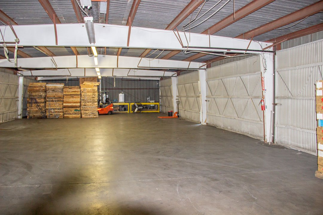 50x50 Warehouse self storage unit