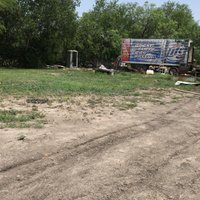 50x50 Unpaved Lot self storage unit