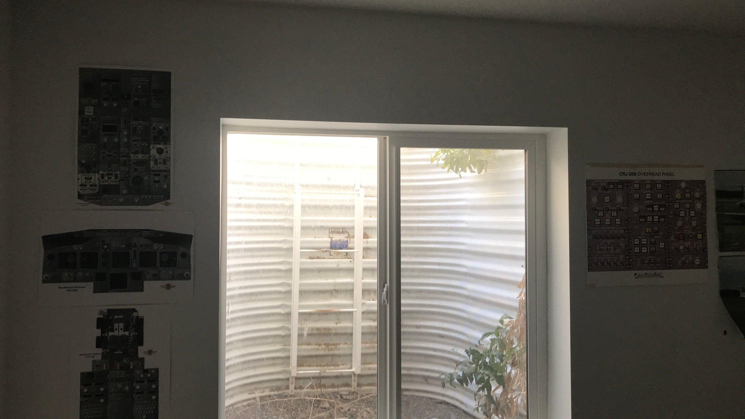 12x11 Bedroom self storage unit