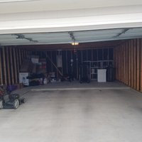 22x32 Garage self storage unit