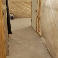 25x30 Basement self storage unit