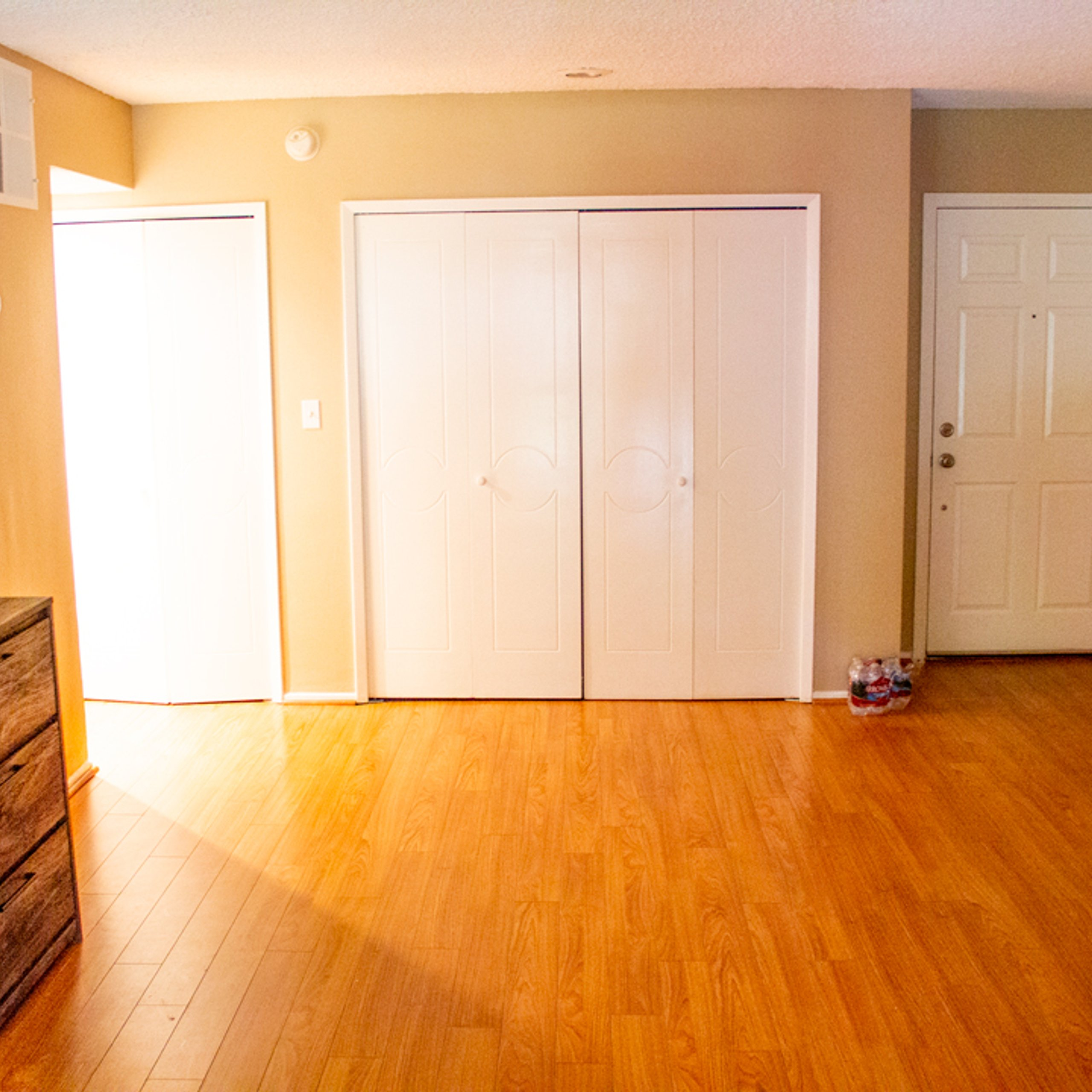 11x16 Bedroom self storage unit