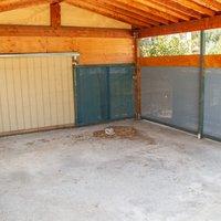19x17 Carport self storage unit