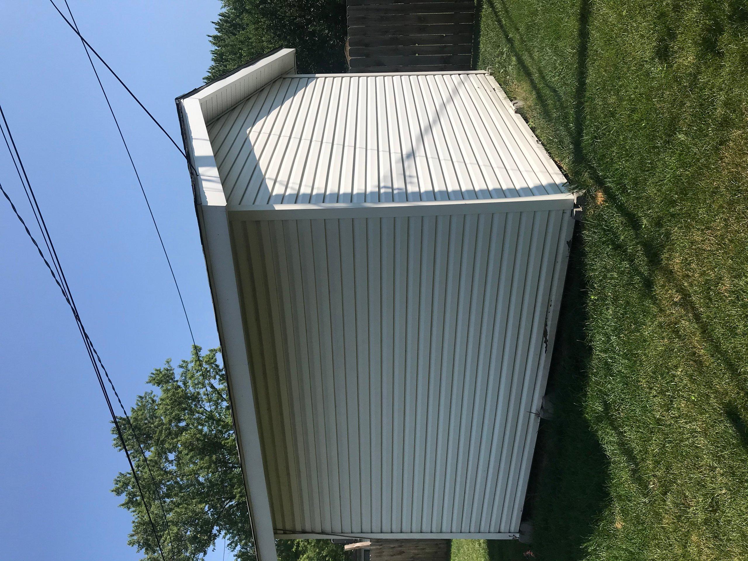12x12 Shed self storage unit