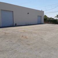 50x10 Parking Lot self storage unit