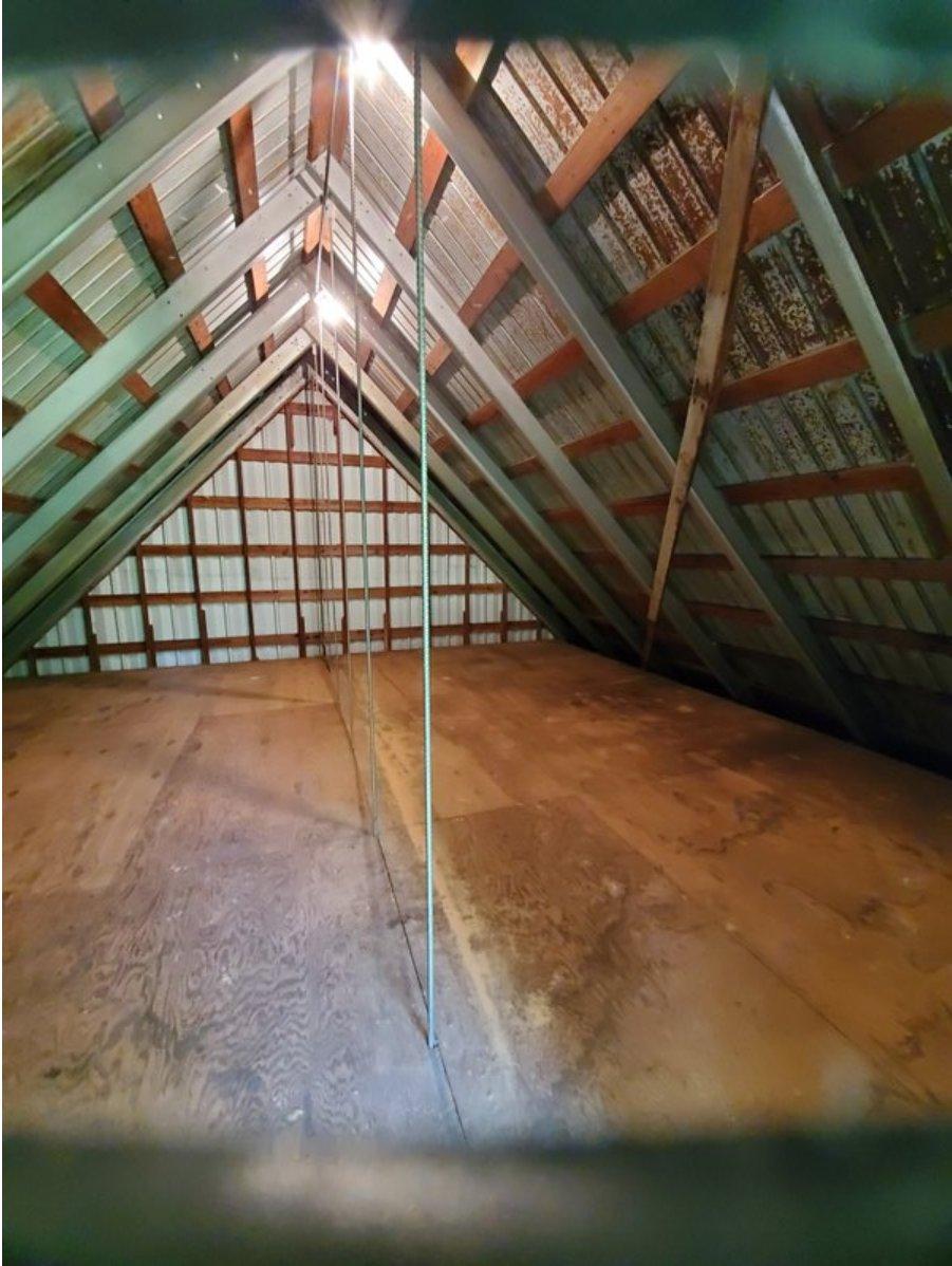 23x24 Garage self storage unit