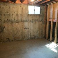 60x20 Basement self storage unit