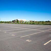 20x9 Parking Lot self storage unit