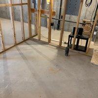 5x9 Basement self storage unit