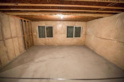 12x16 Basement self storage unit