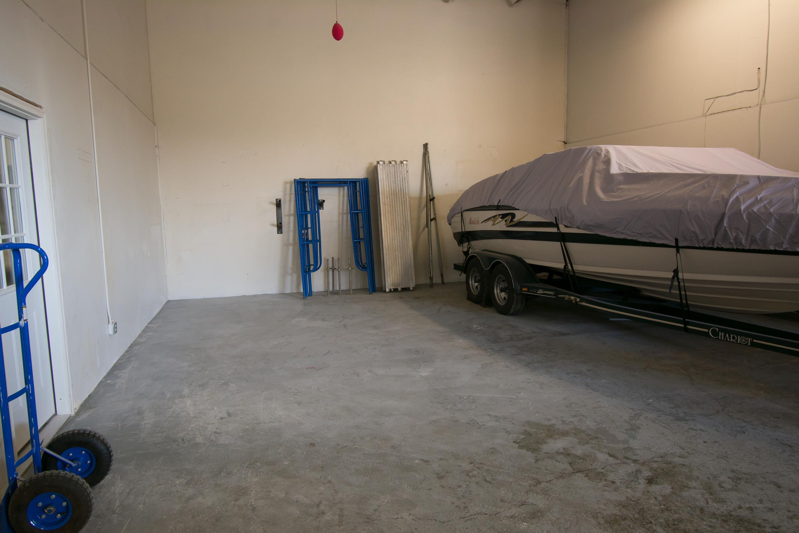30x12 Warehouse self storage unit