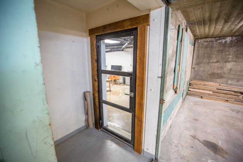 4x6 Warehouse self storage unit