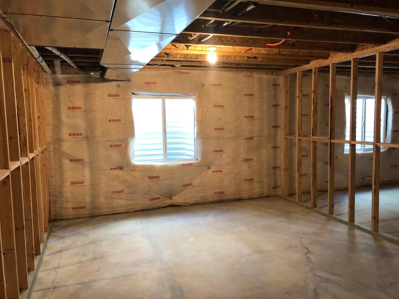 13x11 Basement self storage unit