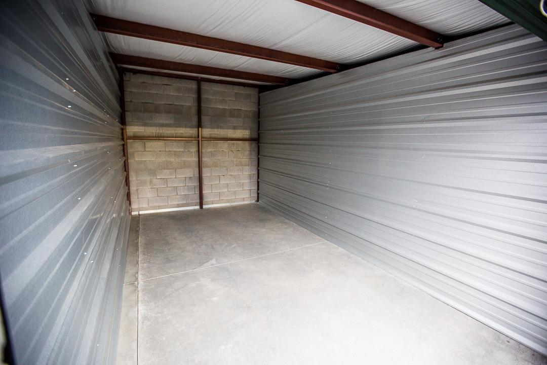 20x12 Storage Facility self storage unit